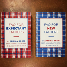 <cite>FAQ for New Fathers</cite> / <cite>FAQ for Expectant Fathers</cite>