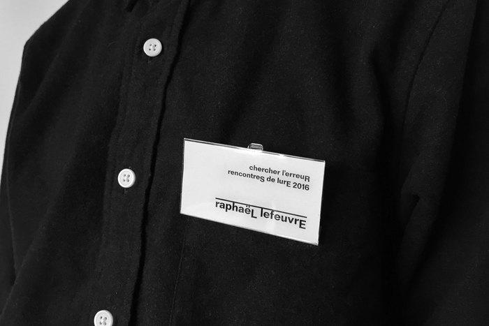 Rencontres de Lure 2016: Chercher l'erreur 7