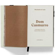 <cite>Dom Casmurro</cite> by Machado de Assis, Carambaia