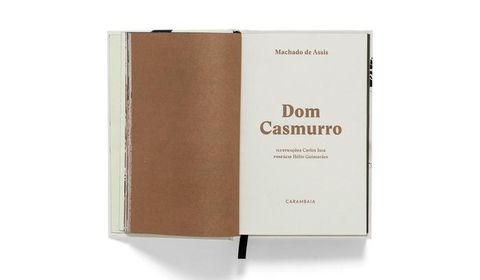 Dom Casmurro by Machado de Assis, Carambaia 3
