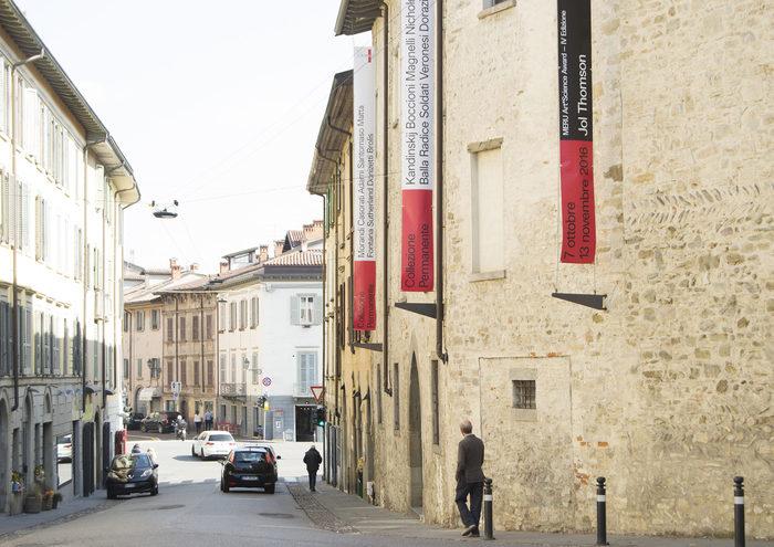 GAMeC – Galleria di Arte Moderna e Contemporanea, Bergamo 2