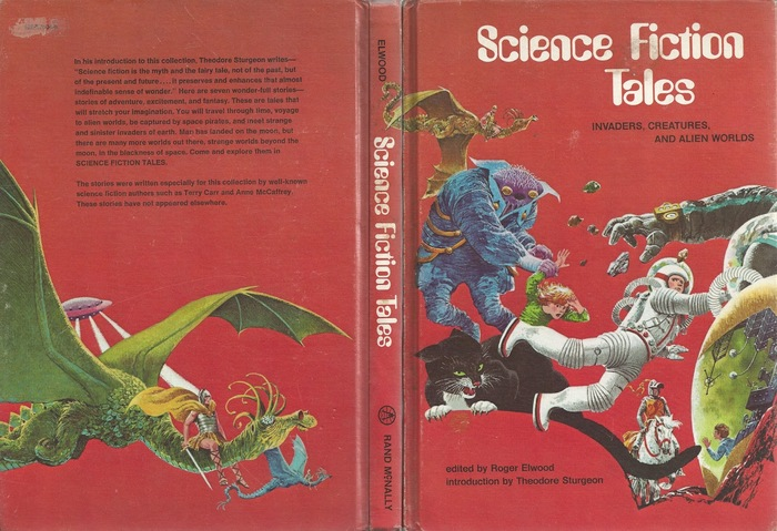 Science Fiction Tales (1973) & More Science Fiction Tales (1974) 1
