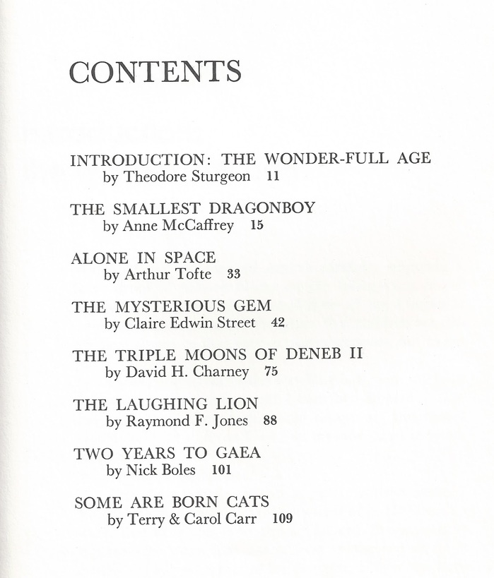 Science Fiction Tales (1973) & More Science Fiction Tales (1974) 5