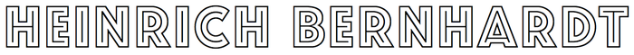 Zamenhof Inverse is much lighter, with a less compact C. The lines in 'A' or 'B' reveal that it was not designed to be used separately, but in combination with other styles of the series, for chromatic effect.