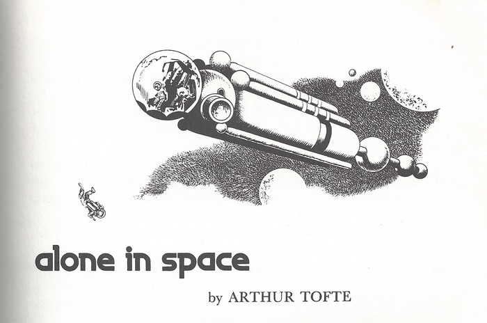 Science Fiction Tales (1973) & More Science Fiction Tales (1974) 7