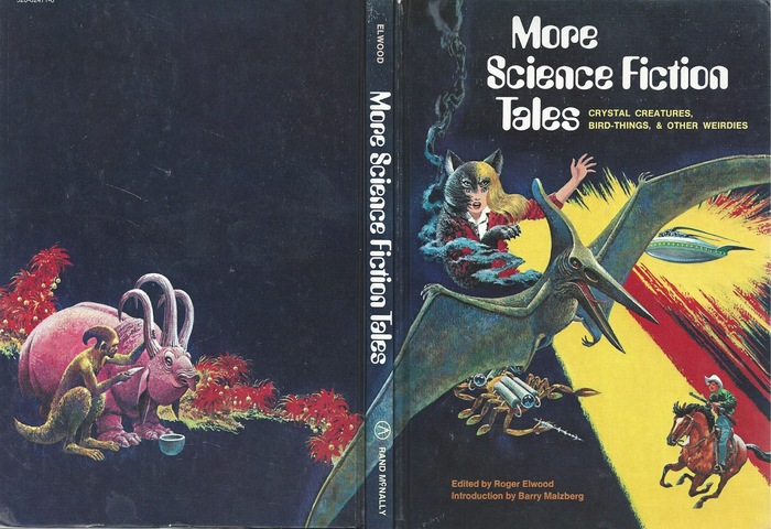 Science Fiction Tales (1973) & More Science Fiction Tales (1974) 3
