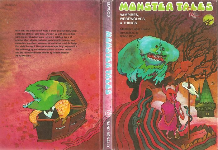 Monster Tales (1973) & Horror Tales (1974) 1