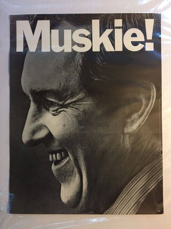 Ed Muskie 1972 US presidential campaign 2