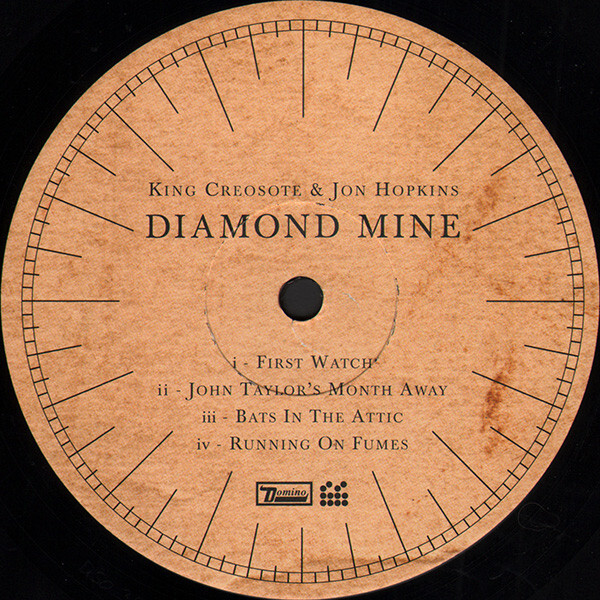 King Creosote & Jon Hopkins – Diamond Mine 3