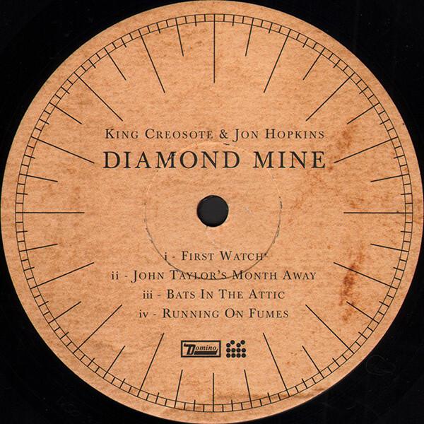 King Creosote & Jon Hopkins – Diamond Mine 3