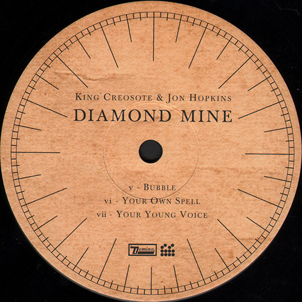 King Creosote & Jon Hopkins – Diamond Mine 4