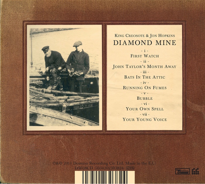 King Creosote & Jon Hopkins – Diamond Mine 2