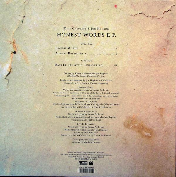 King Creosote & Jon Hopkins – Diamond Mine 6