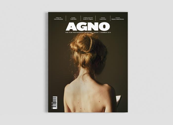AGNO magazine 1