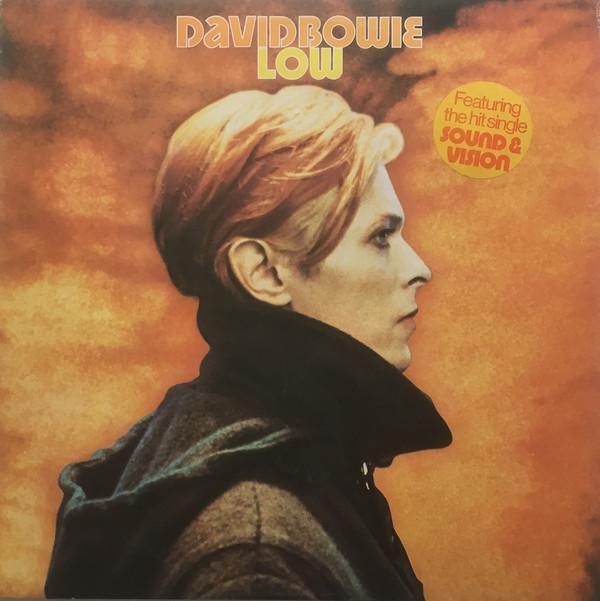 David Bowie – Low album art 2