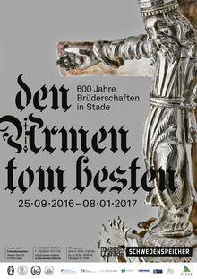 <cite>Den Armen tom besten</cite>, Museum Schwedenspeicher