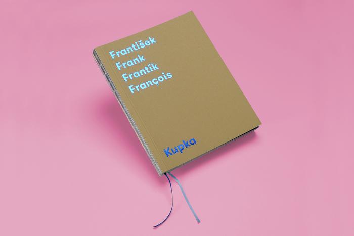 František Frank Frantík François Kupka 1