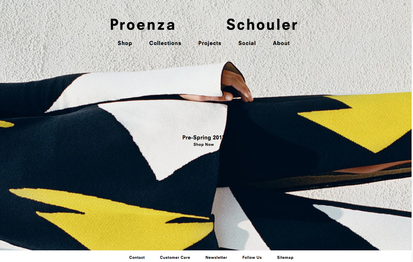 Proenza Schouler Fonts In Use