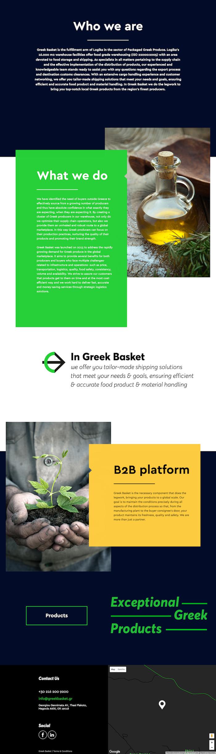 The Greek Basket 2
