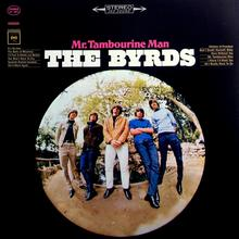 <cite>Mr. Tambourine Man</cite> by The Byrds