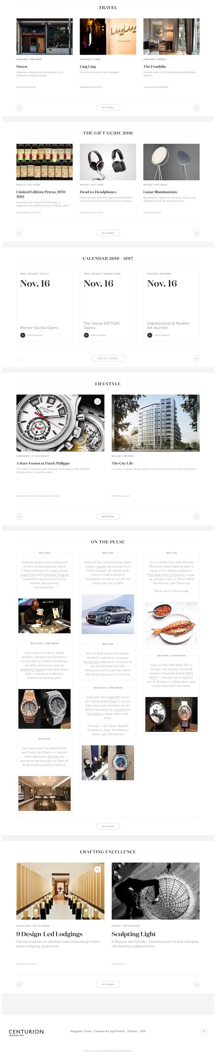 Centurion online magazine 3