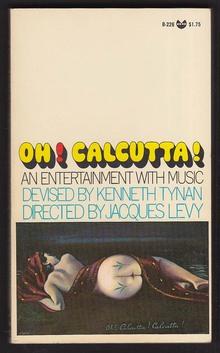 <cite>Oh! Calcutta!</cite> paperback