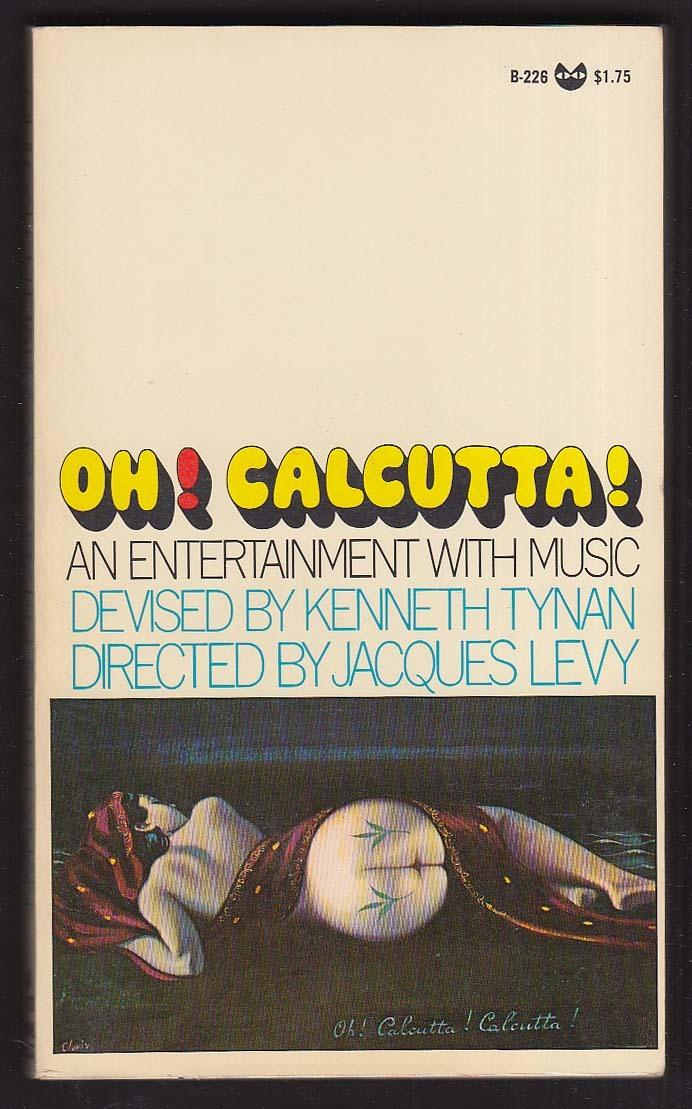 Oh! Calcutta! paperback 1