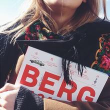 <cite>BERG Magazine</cite>, issues 1–4