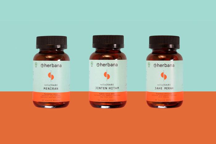 Herbana branding and packaging 6
