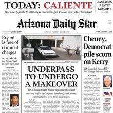 <cite>Arizona Daily Star</cite> & <cite>La Estrella de Tucsón</cite> (2004–08)