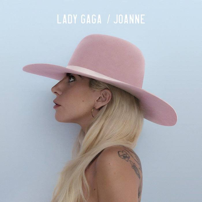 LADY GAGA / JOANNE. Hat designed by Gladys Tamez