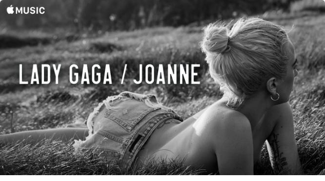 Lady Gaga – Joanne album art 4