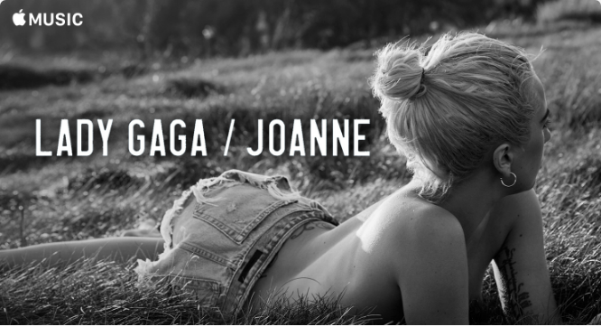 Lady Gaga – Joanne album art 4