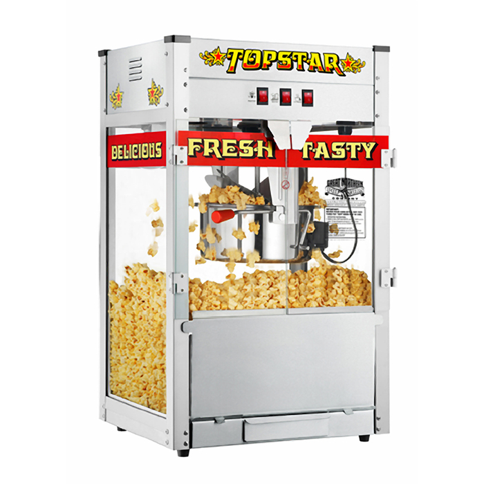 Great Northern Topstar popcorn machines 3