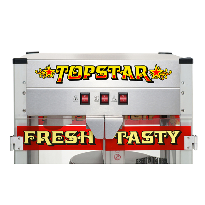 Great Northern Topstar popcorn machines 2