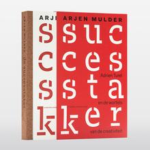 <cite>De Successtaker</cite> by Arjen Mulder