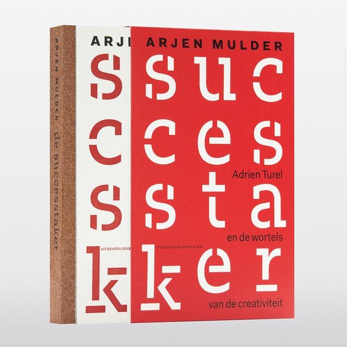 De Successtaker by Arjen Mulder 1
