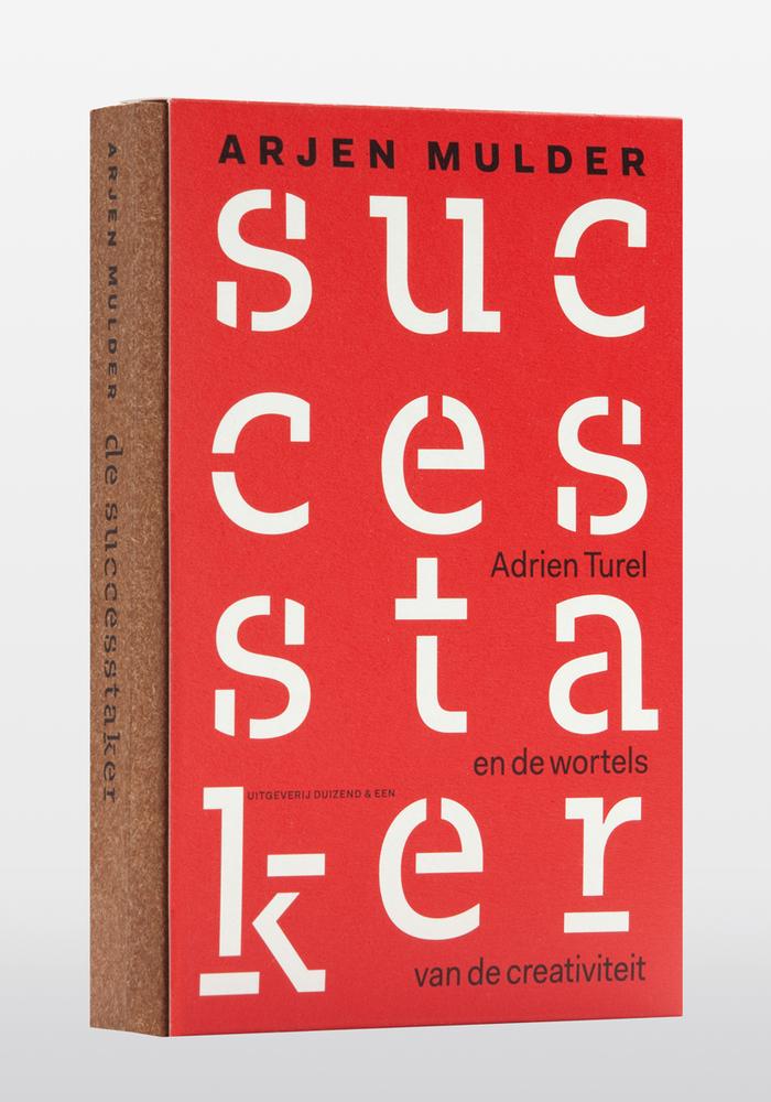 De Successtaker by Arjen Mulder 9
