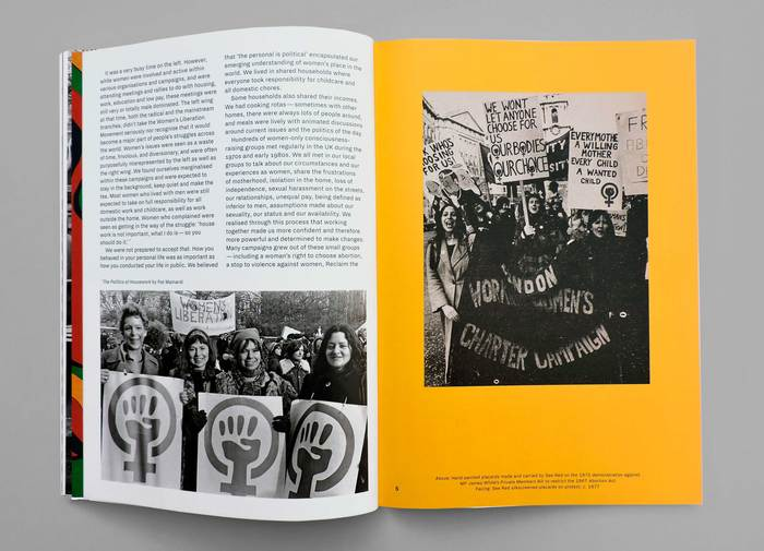 See Red Women's Workshop. Feminist Posters 1974–1990 3