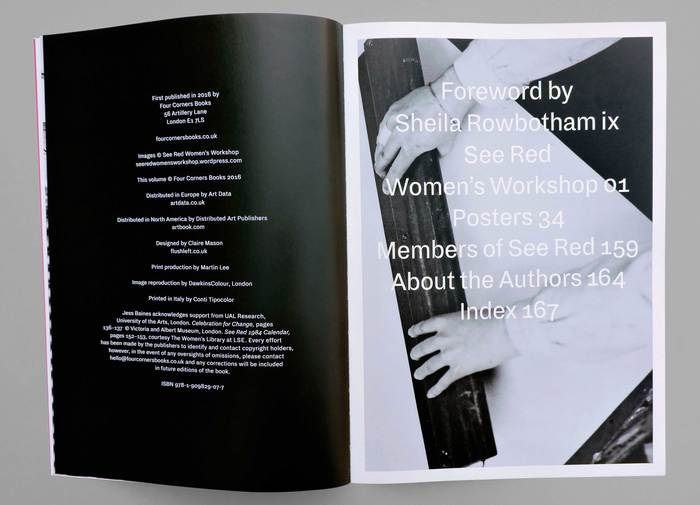 See Red Women's Workshop. Feminist Posters 1974–1990 6