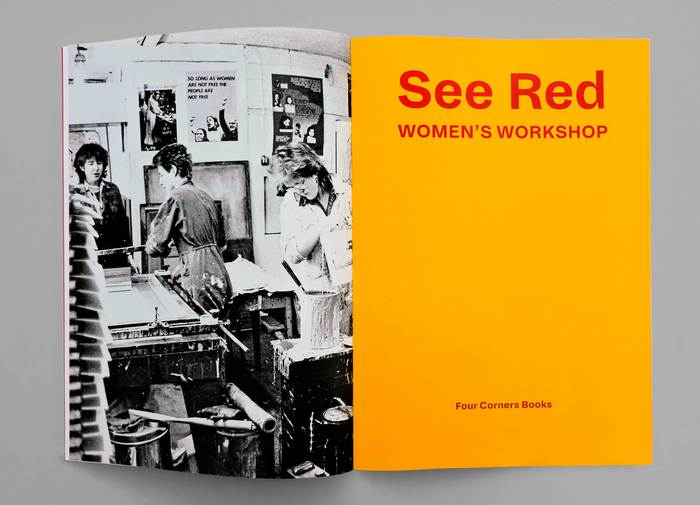 See Red Women's Workshop. Feminist Posters 1974–1990 5