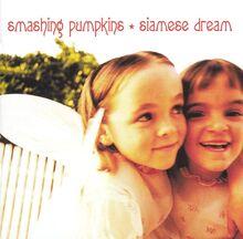 Smashing Pumpkins – <cite>Siamese Dream </cite>album art