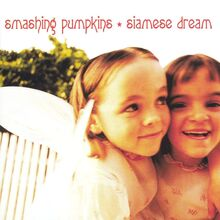 Smashing Pumpkins – <cite>Siamese Dream </cite>album art