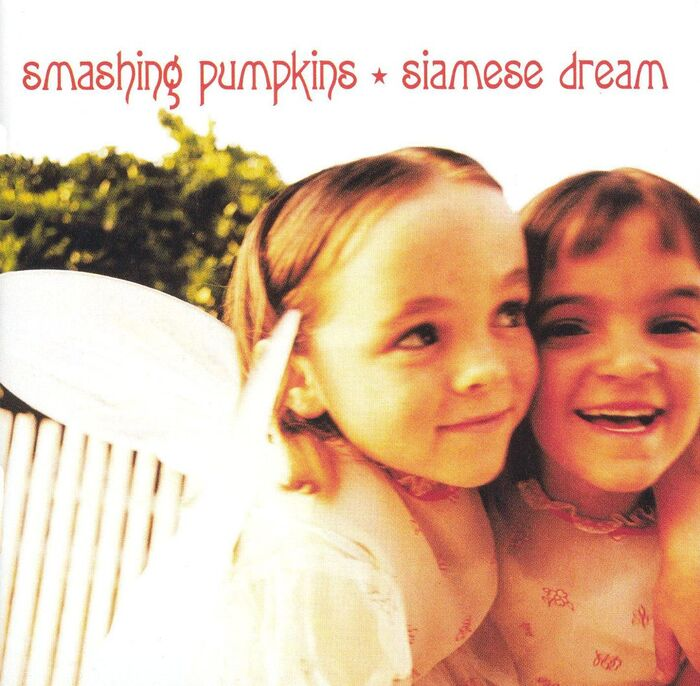 Smashing Pumpkins – Siamese Dream album art 1