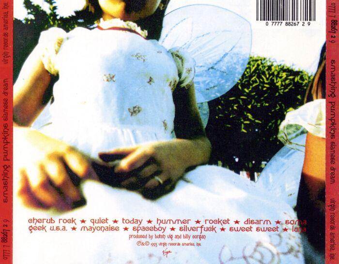 Smashing Pumpkins – Siamese Dream album art 2