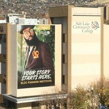 Salt Lake Community College 2016 marketing