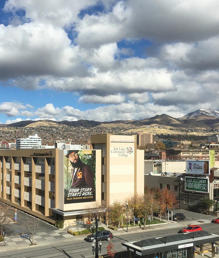 Salt Lake Community College 2016 marketing 2