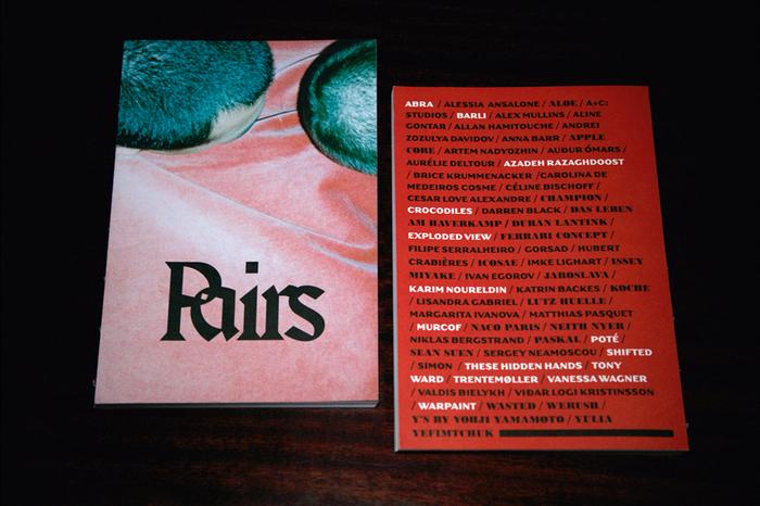 Pairs magazine 3