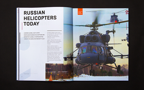Russian Helicopters annual report 2012 3