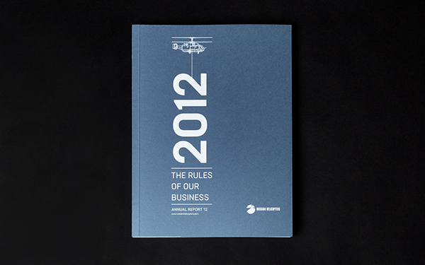 Russian Helicopters annual report 2012 6